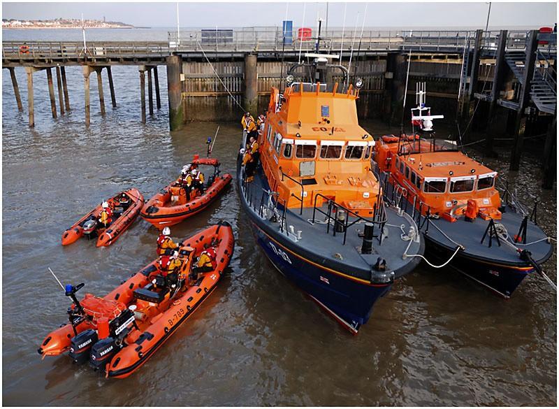 Five Lifeboats (1) - Lifeboats