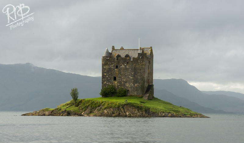 Castle Stalker 2 - Other UK Landscapes