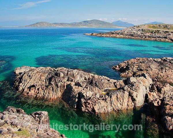 Scarista Coastline - Scottish Highlands