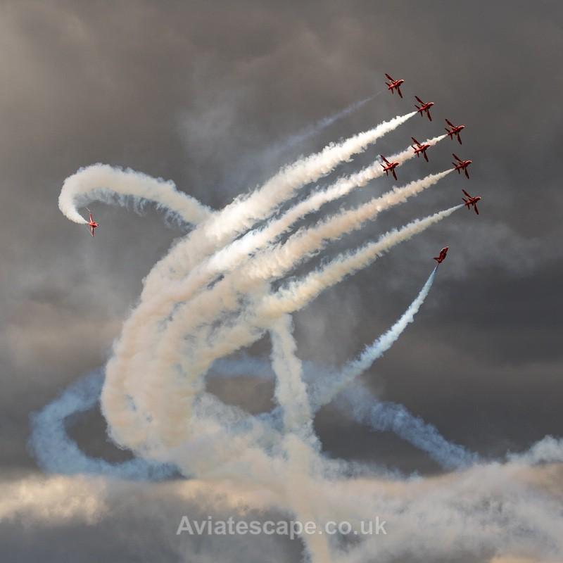 'Tornado'_6382 - RAF Red Arrows