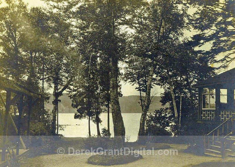 Summer Cottage Rothesay Park Rothesay New Brunswick Canada - Historic New Brunswick