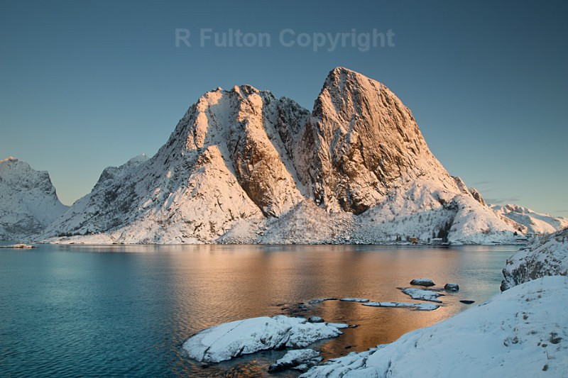 Lofoten Light - Lofoten Islands - Norway