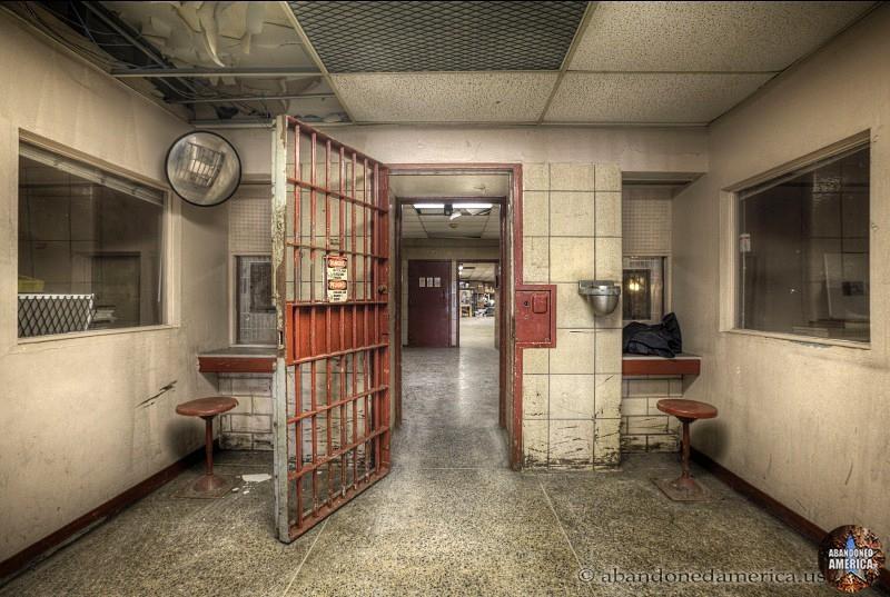 Steadmoor Prison*   Abandoned America