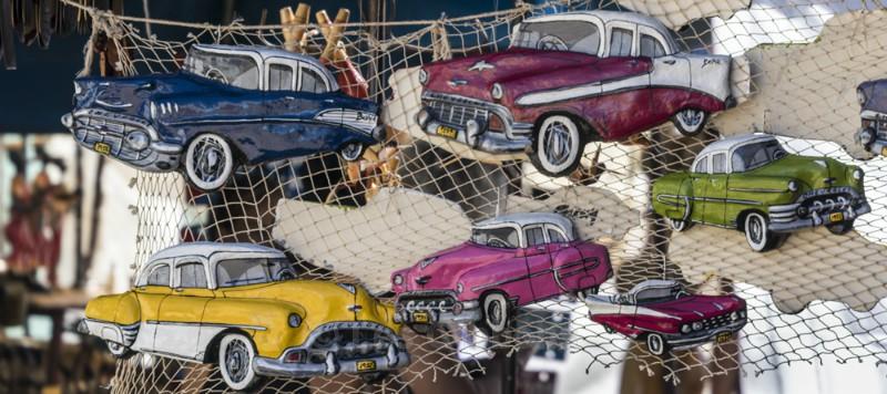cars - Cuba
