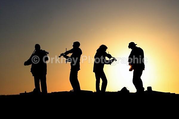 Folk festival - Orkney Images