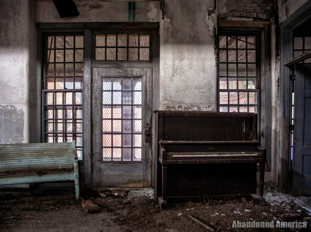 When Sorrow Walked With Me  | Abandoned America