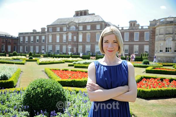 BBC lLucy Worsley Author  History UK Photographer Cambridge National Trust Wimpole Hall