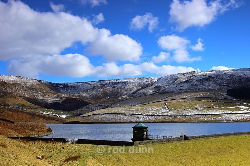Kinder Reservoir - Peak District