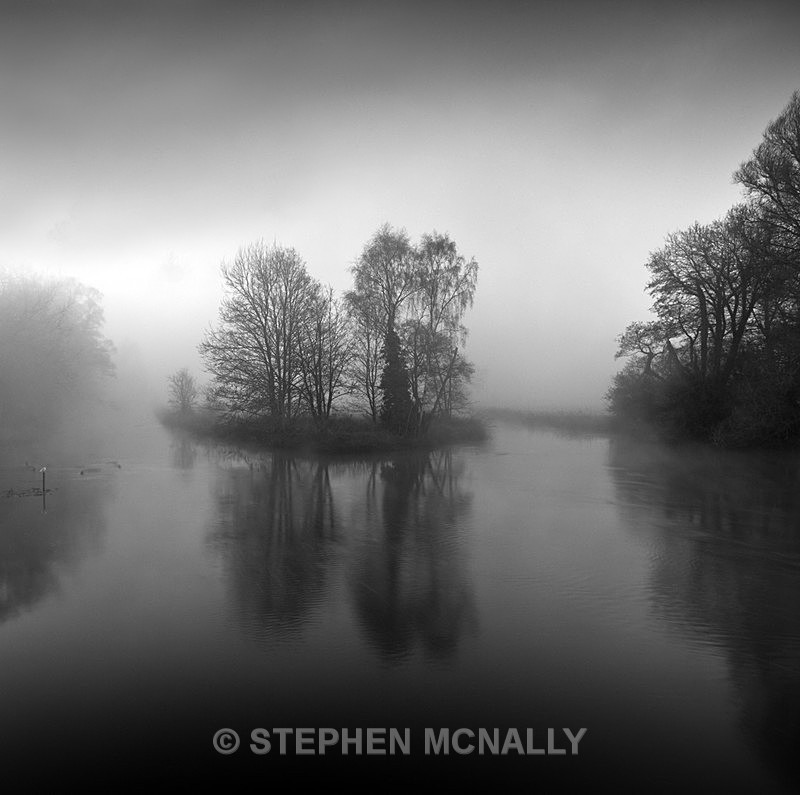 Where rivers meet - Landscapes