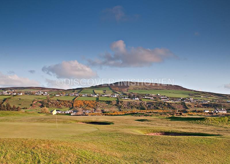 Greencastle - Inishowen peninsula