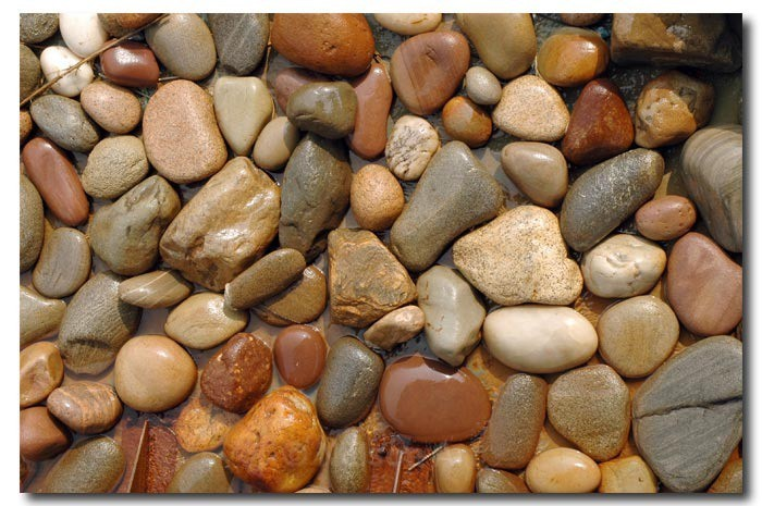 Wet Stones - Objects