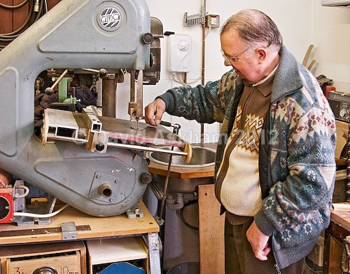 Disabled woodworker - Crafts