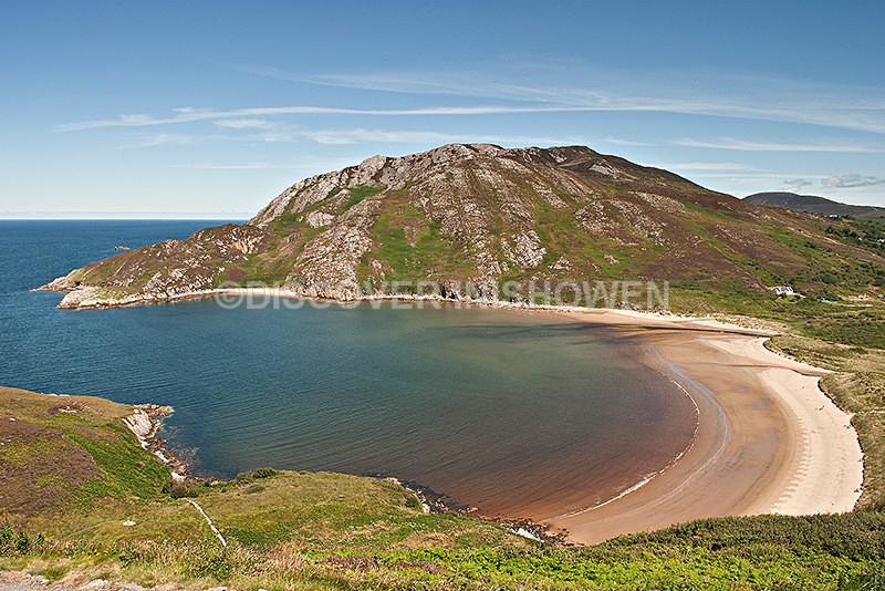 Crummie's Bay - Inishowen peninsula