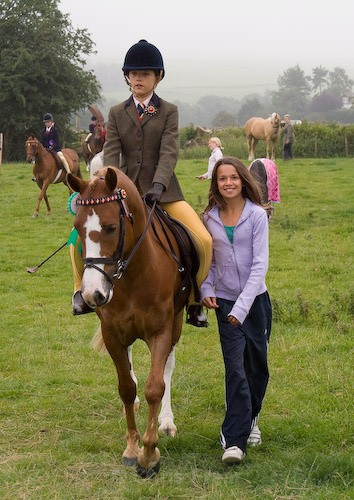 23 - Moniaive Horse Show 2008