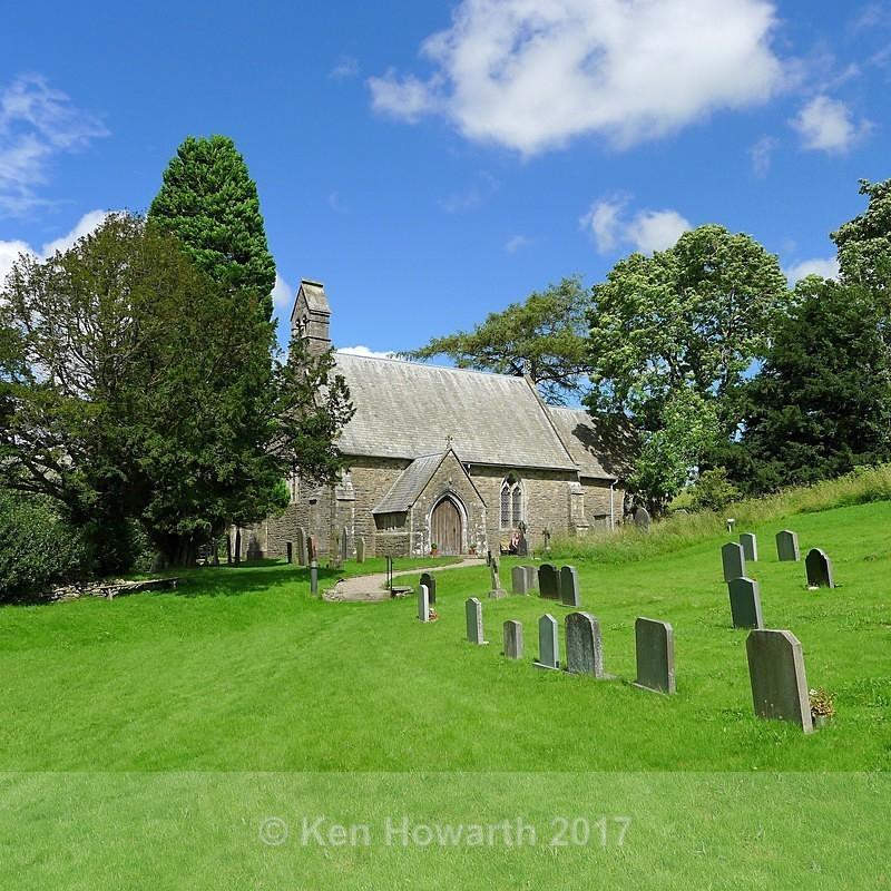 Cautley, St Mark's Church - Lakeland Landscapes