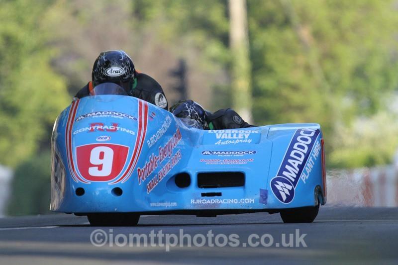 IMG_5494 - Thursday Practice - TT 2013 Side Car