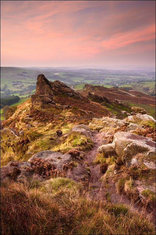 Ramshaw Pinks - Peak District | Dark Peak