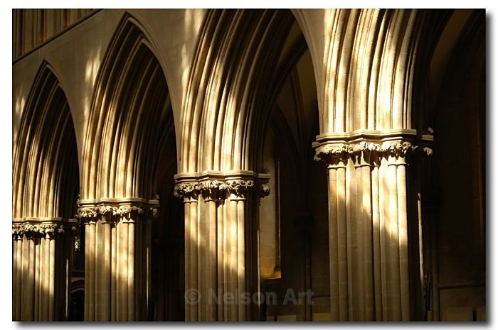 Cathedral Arches - Architecture