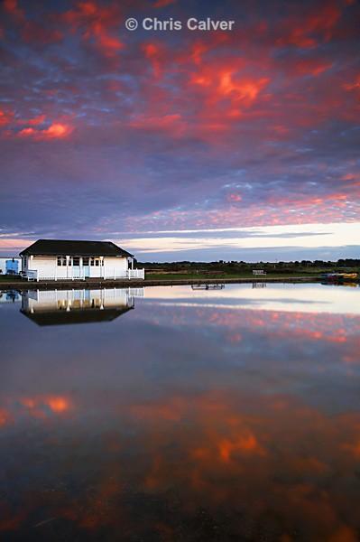 Dawn Reflections - Suffolk Coastal Scenes