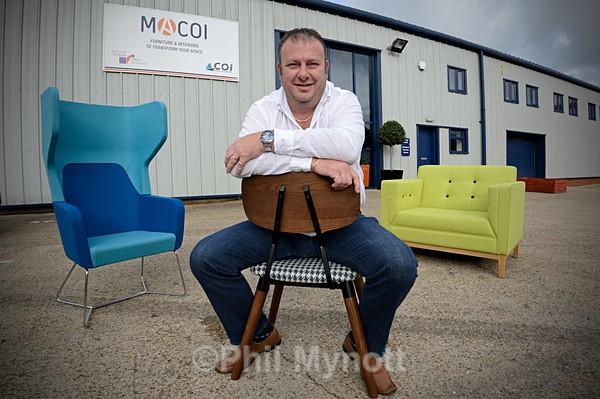 darren-griffin-macoi-office-furniture website photography PR portrait press