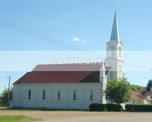 St. Peter's RC Church  CDSC0029 - (Church Histories) Historic Churches & Temples
