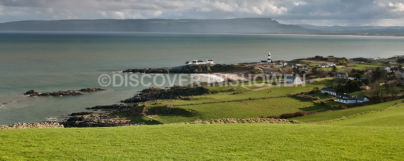 At Stroove - Inishowen-Pano