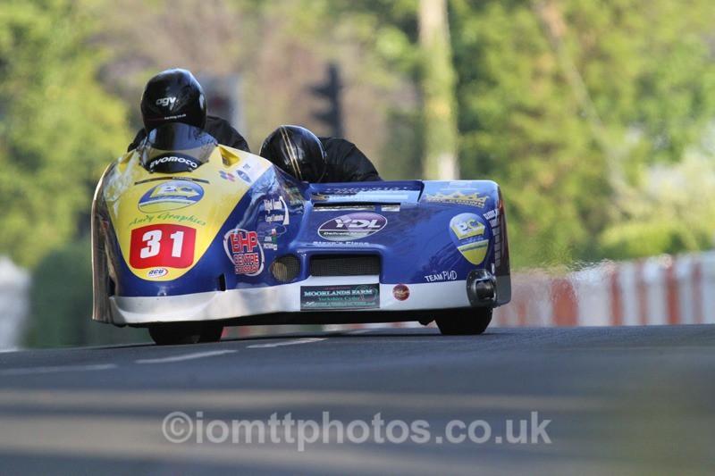 IMG_5538 - Thursday Practice - TT 2013 Side Car