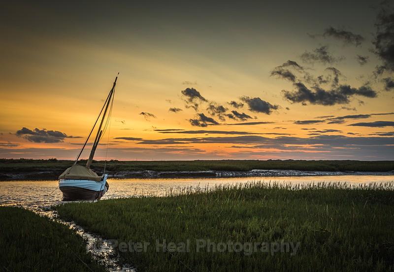 IMG_1541_ Summer Sunset - Landscapes