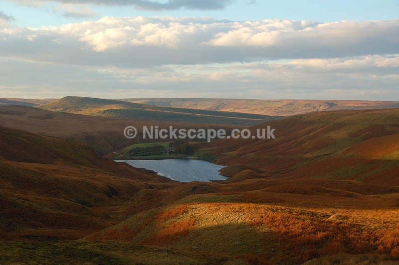 Wessenden Reservoir | Gallery | Yorkshire Landscape Photos