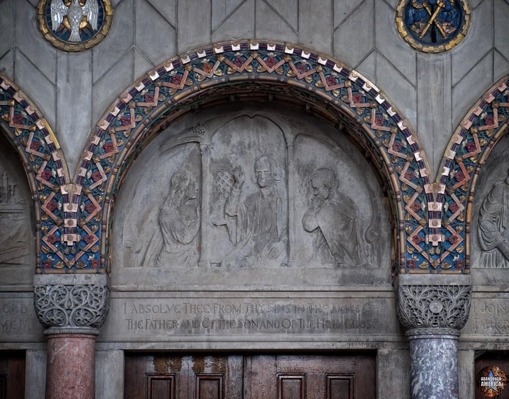 Church of the Transfiguration (Philadelphia, PA) | I Absolve Thee - The Church of the Transfiguration