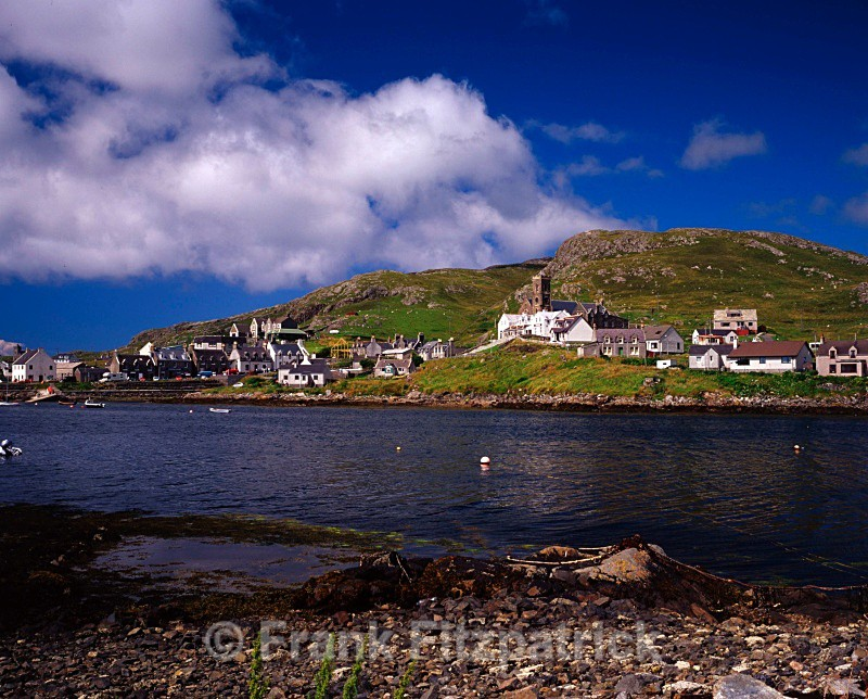 Castlebay, Island of Barra, Outer Hebrides - Barra