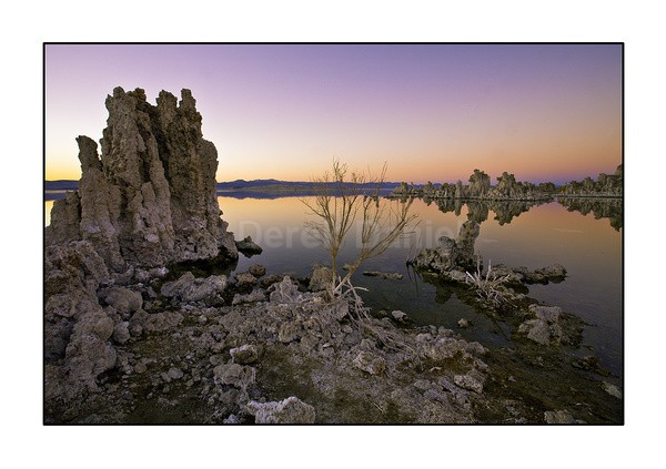 Mono Lake Sunset - California