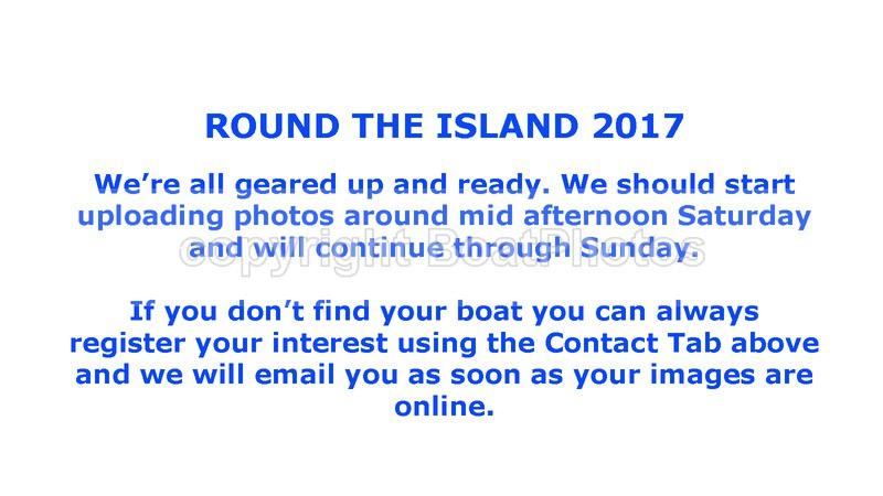 170701 WEBSITE MESSAGE - ROUND THE ISLAND 2017