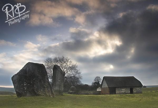 Morning Light - Avebury - Avebury