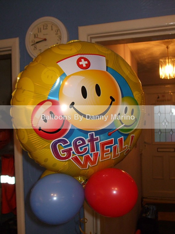 Get well Smile - Special Occasions
