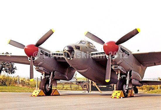 WW2 Mosquito - Aircraft