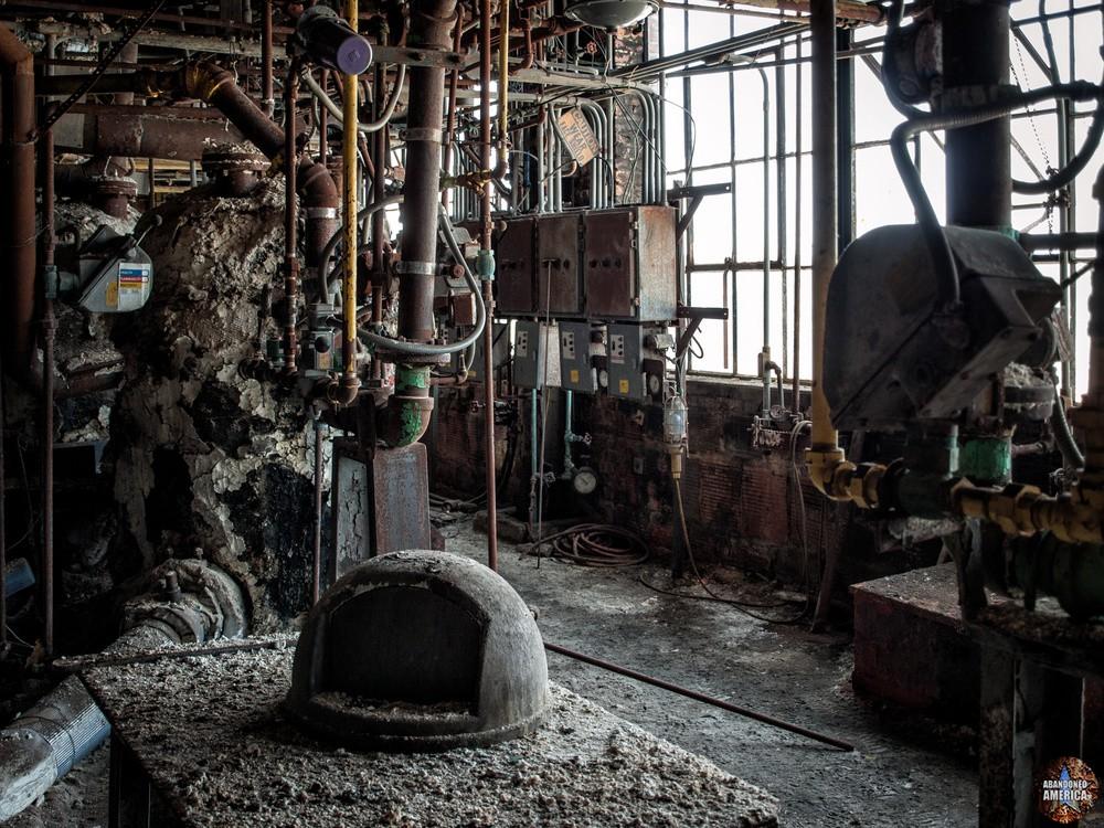 Buffalo Color Corporation | Should Have Worn a Respirator - Buffalo Color Corporation
