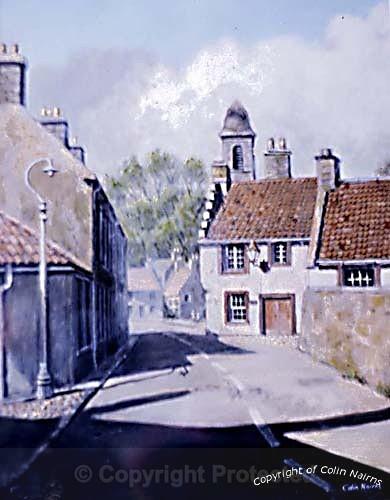 'Culross, Fife' - Landscapes
