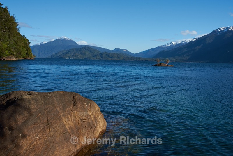Lago Yelcho - Carretera Austral - North