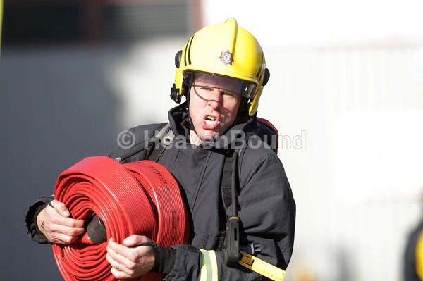 Fire Fighter Hubby - Joanne