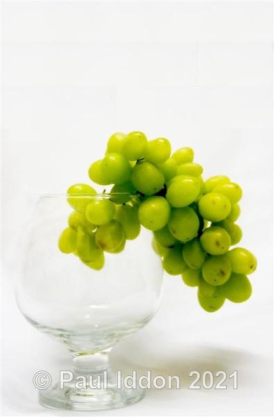 Grapes - Macro