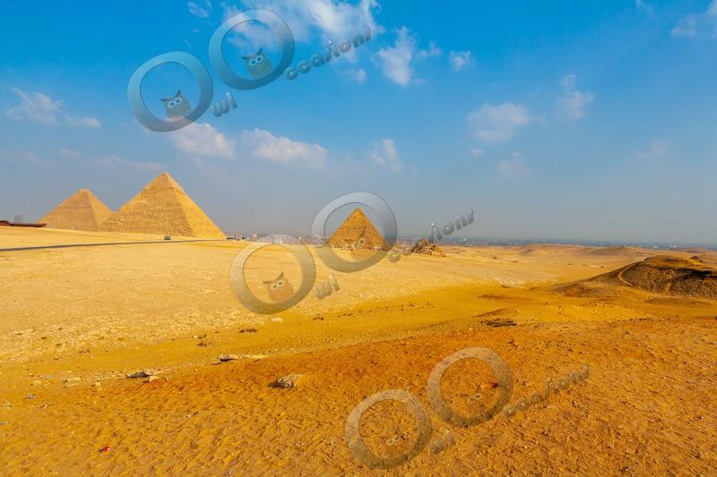 Pyramids Giza Plateau 0003 - World images
