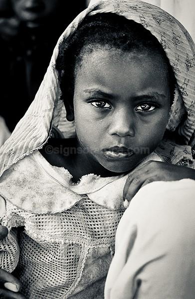 Girl Kadugli Nuba Sudan