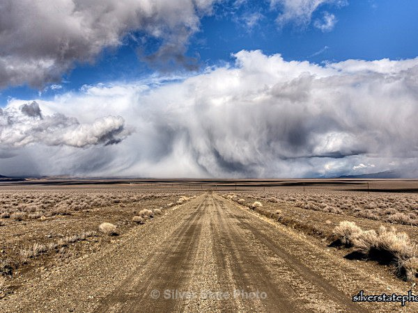 Dixie Valley Storm - Nevada (mostly) Landscapes