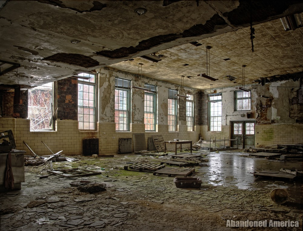 Cafeteria | Norwich State Hospital