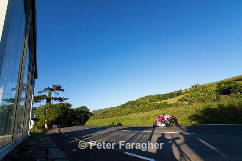 Guy Martin - TT Practice week