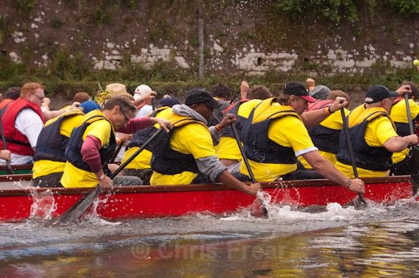 12 - Dumfries Devorgilla Dragon Boat Race 2010
