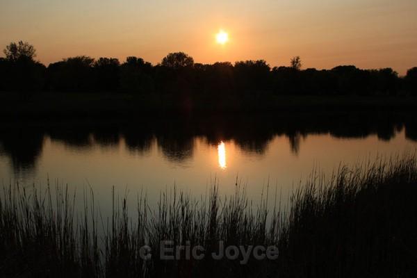Sunset at Independence - Marshall, Minnesota