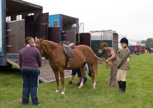 16 - Moniaive Horse Show 2008