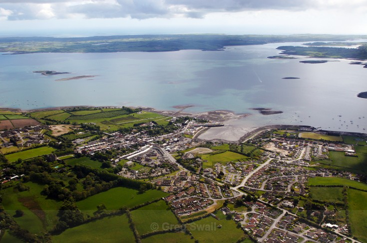 Strangford Lough - From Above